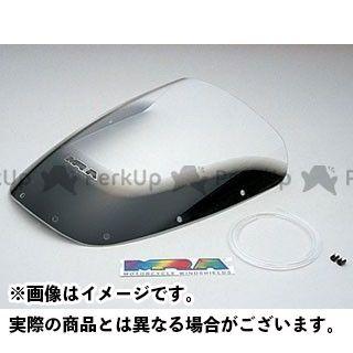 MRA FZS600フェザー スクリーン オリジナル カラー:クリア エムアールエー