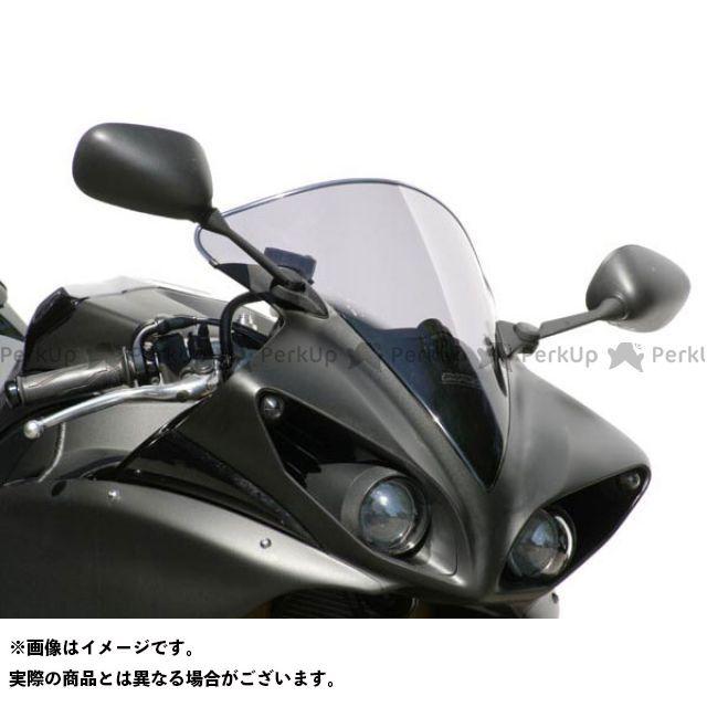 MRA YZF-R1 スクリーン オリジナル カラー:スモーク エムアールエー