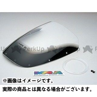 MRA GSX-R750 スクリーン オリジナル カラー:クリア エムアールエー