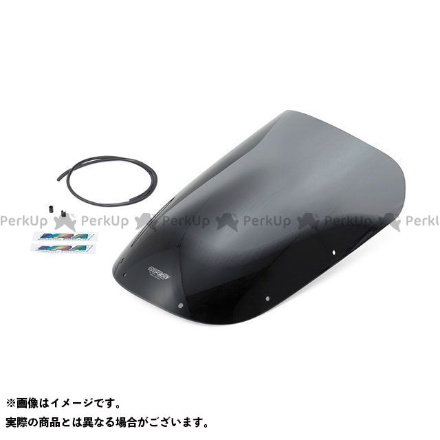 MRA ニンジャZX-10 スクリーン オリジナル カラー:ブラック エムアールエー