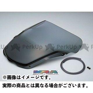 MRA ニンジャZX-6R スクリーン オリジナル カラー:スモーク エムアールエー