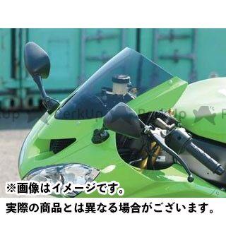 MRA ニンジャZX-10R Z750S スクリーン オリジナル カラー:クリア エムアールエー