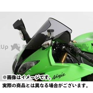 MRA ニンジャZX-10R スクリーン オリジナル カラー:スモーク エムアールエー