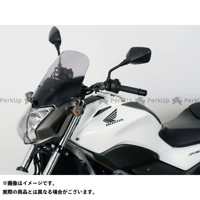 MRA NC700S NC750S スクリーン スポーツ カラー:ブラック エムアールエー