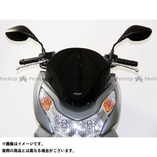 MRA PCX125 PCX150 スクリーン スポーツ カラー:クリア エムアールエー