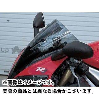 MRA YZF-R1 スクリーン レーシング カラー:クリア エムアールエー