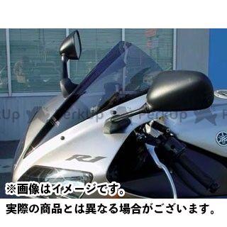 MRA YZF-R1 スクリーン レーシング カラー:スモーク エムアールエー