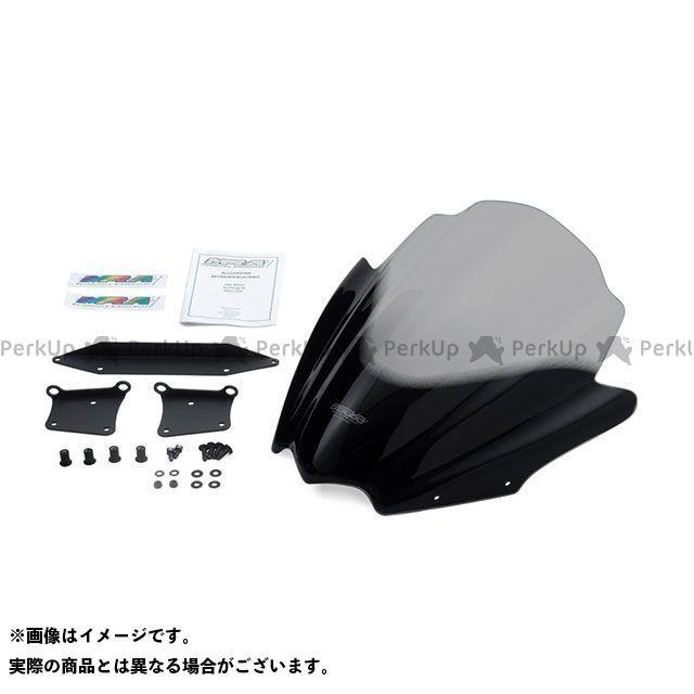 MRA MT-09 スクリーン レーシング カラー:スモーク エムアールエー