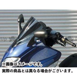 MRA TMAX500 スクリーン レーシング カラー:スモーク エムアールエー