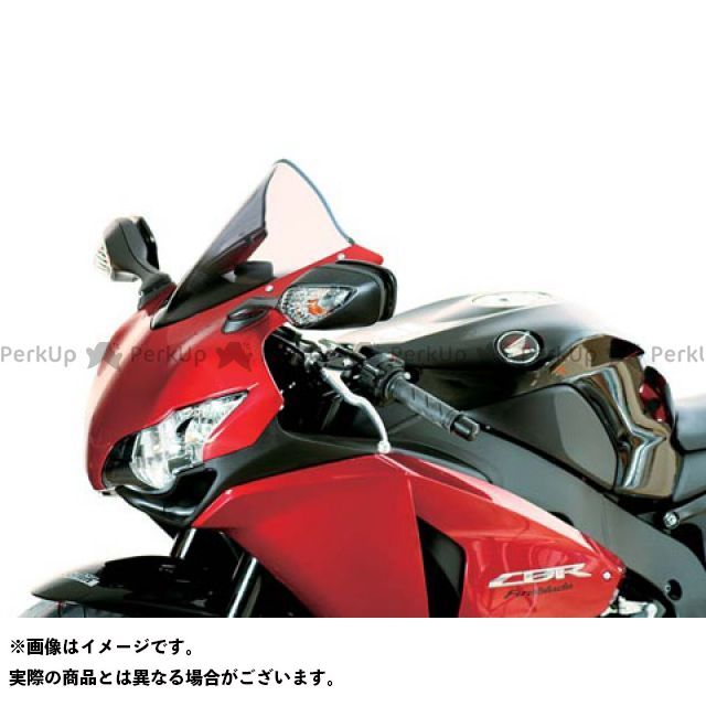 MRA GSX-R600 GSX-R750 スクリーン レーシング カラー:スモーク エムアールエー