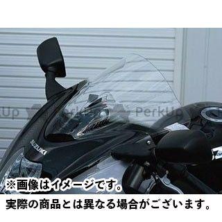 MRA 隼 ハヤブサ スクリーン レーシング カラー:クリア エムアールエー