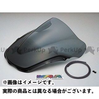 MRA GSX-R1100 スクリーン レーシング カラー:スモーク エムアールエー