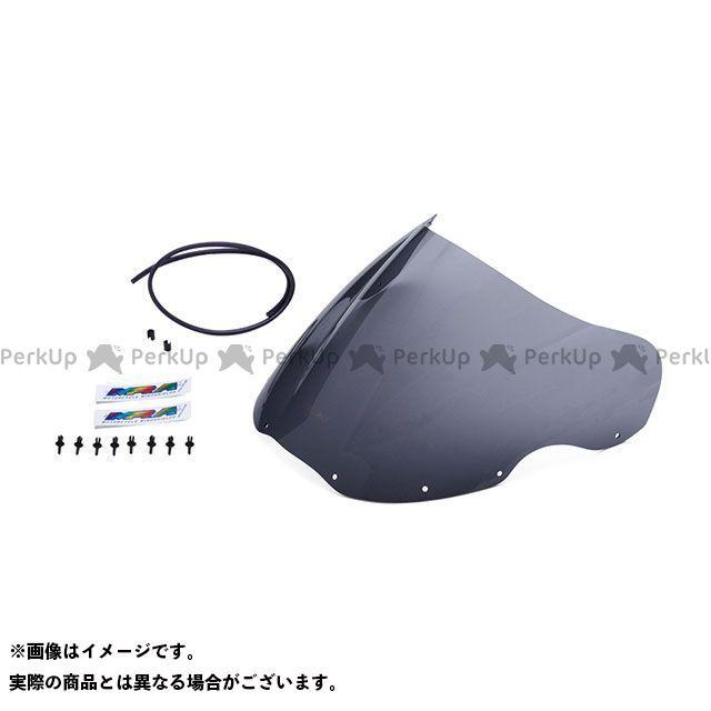MRA GSX-R1100 スクリーン レーシング カラー:クリア エムアールエー