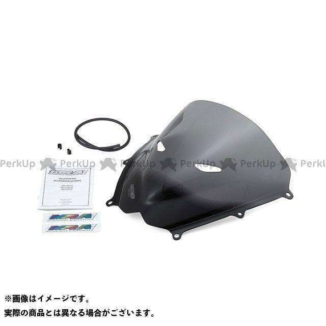 MRA GSX-R1000 スクリーン レーシング カラー:クリア エムアールエー