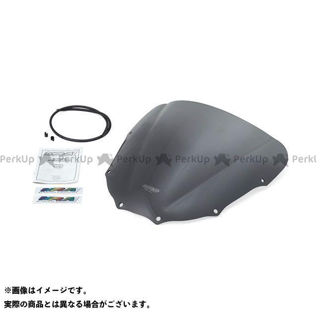 MRA ZZR1100 スクリーン レーシング カラー:クリア エムアールエー