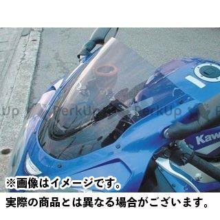 MRA ニンジャZX-9R スクリーン レーシング カラー:スモーク エムアールエー