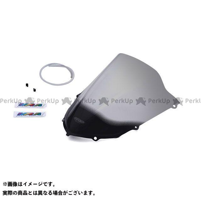 MRA ニンジャZX-10R Z750S スクリーン レーシング カラー:スモーク エムアールエー