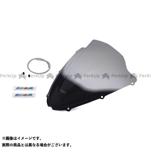 MRA ニンジャZX-10R ニンジャZX-6R ニンジャZX-6RR スクリーン レーシング カラー:スモーク エムアールエー