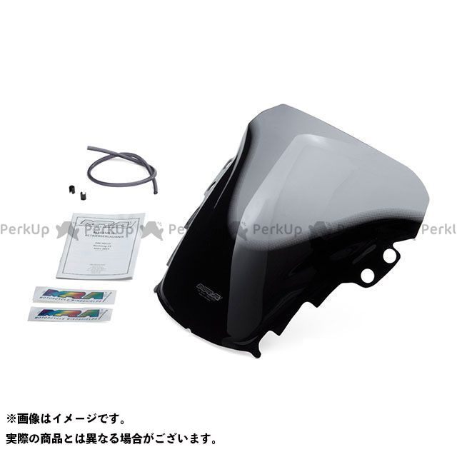 MRA CB1300スーパーボルドール スクリーン スポイラー カラー:ブラック エムアールエー