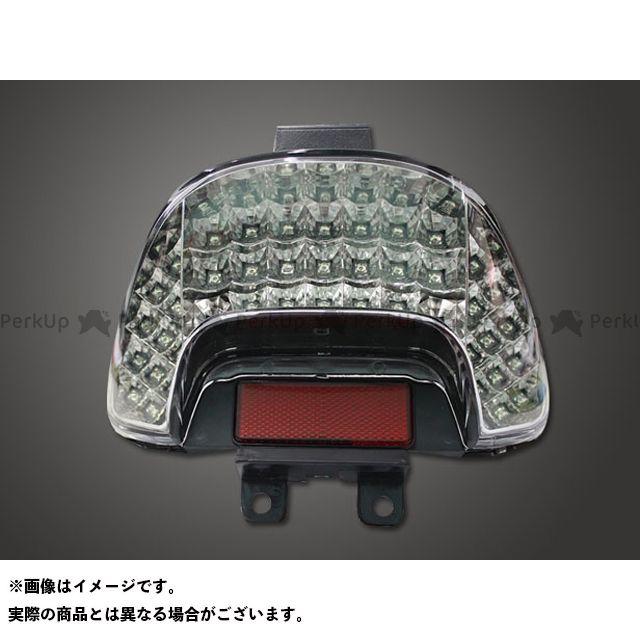 【特価品】マッドマックス ライブディオ DIO LED テールランプ ディオ AF34/AF35 カラー:クリア MADMAX