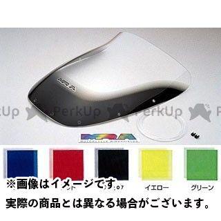 MRA FZR750R スクリーン ツーリング カラー:ブラック エムアールエー