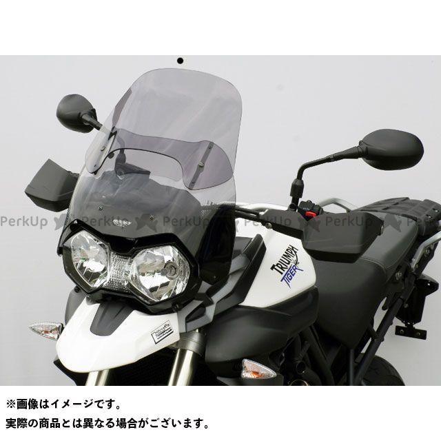 送料無料 MRA タイガー800 スクリーン関連パーツ スクリーン ヴァリオ(スモーク)