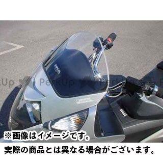 MRA シルバーウイング400 シルバーウイング600 スクリーン ショート カラー:クリア エムアールエー