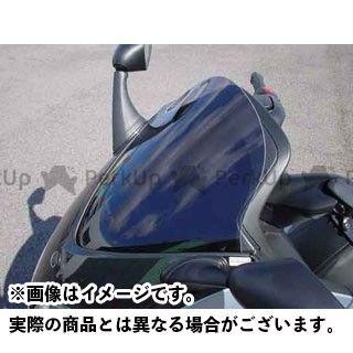 MRA TMAX500 スクリーン ショート カラー:スモーク エムアールエー