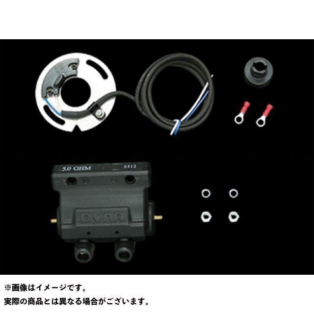 送料無料 ダイナテック ハーレー汎用 電装スイッチ・ケーブル ダイナS コイルセット デュアルファイアー