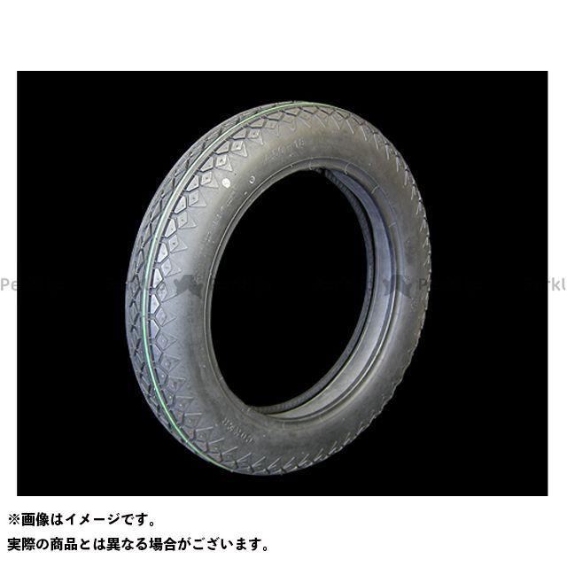 【エントリーで最大P21倍】コッカータイヤ ハーレー汎用 コッカーダイヤモンド 4.50-18タイヤ COKER TIRE