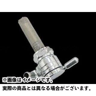 ゴランプロダクツ ハーレー汎用 クリックスリック ガスコック 22mm 仕様:フロント カラー:クローム GOLAN PRODUCTS