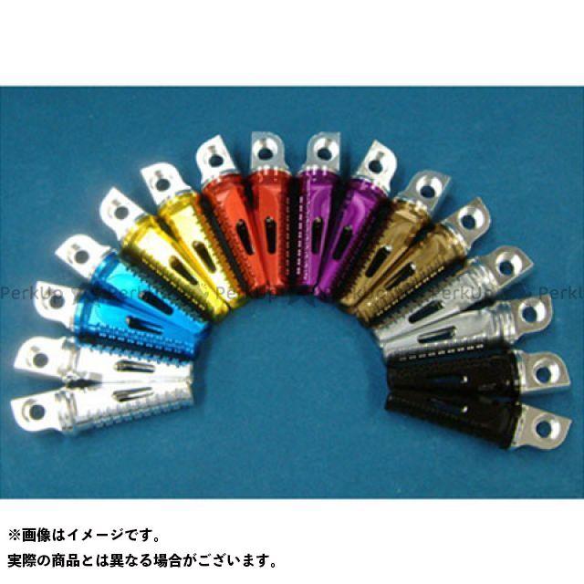 【エントリーで更にP5倍】デュラボルト SPタンデムステップペグ カラー:メタルグレー DURA-BOLT
