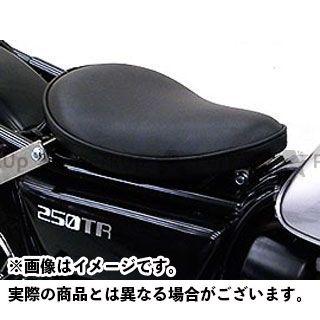 ウイルズウィン 250TR 250TR用 ソロシートキット フラットバージョン タイプ:スムージングタイプ カラー:ブラック WirusWin