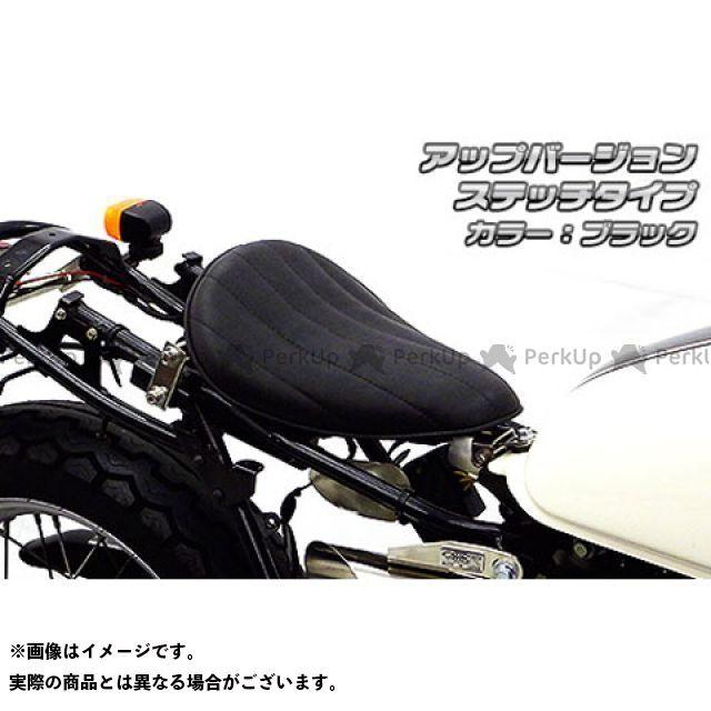 ウイルズウィン CB223S CB223S用 ソロシートキット アップバージョン タイプ:ステッチタイプ カラー:ブラック WirusWin