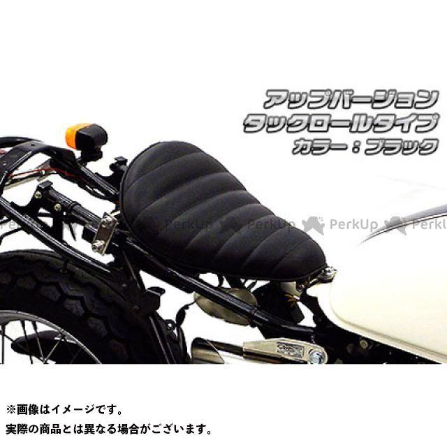 ウイルズウィン CB223S CB223S用 ソロシートキット アップバージョン タイプ:タックロールタイプ カラー:ブラック WirusWin