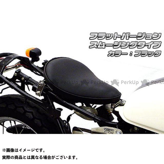 ウイルズウィン CB223S CB223S用 ソロシートキット フラットバージョン タイプ:スムージングタイプ カラー:ブラック WirusWin