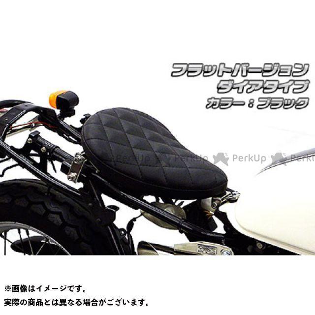 ウイルズウィン CB223S CB223S用 ソロシートキット フラットバージョン タイプ:ダイアタイプ カラー:ブラック WirusWin