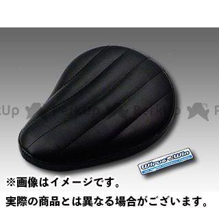 ウイルズウィン FTR223 FTR用 ソロシートキット タイプ:ステッチタイプ カラー:ブラック WirusWin