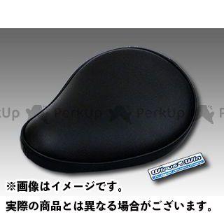 ウイルズウィン TW200 TW225 TW200/225用 ソロシートキット フラットバージョン タイプ:スムージングタイプ カラー:ブラック WirusWin