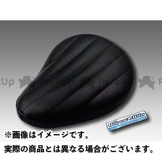 ウイルズウィン ゴリラ ゴリラ用 ソロシートキット フラットバージョン タイプ:ステッチタイプ カラー:ブラック WirusWin