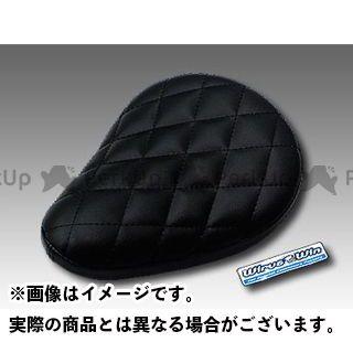 ウイルズウィン ゴリラ ゴリラ用 ソロシートキット フラットバージョン タイプ:ダイアタイプ カラー:ブラック WirusWin