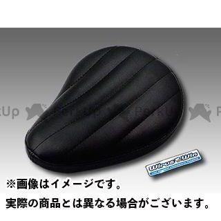ウイルズウィン バンバン200 バンバン200用 ソロシートキット フラットバージョン タイプ:ステッチタイプ カラー:ブラック WirusWin