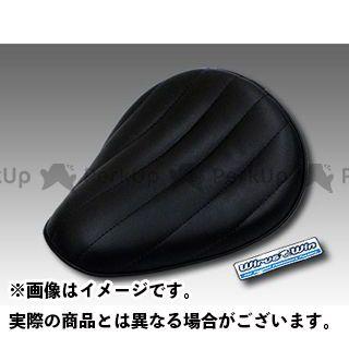 ウイルズウィン モンキー モンキー(キャブレター仕様車)用 ソロシートキット アップバージョン タイプ:ステッチタイプ カラー:ブラック WirusWin