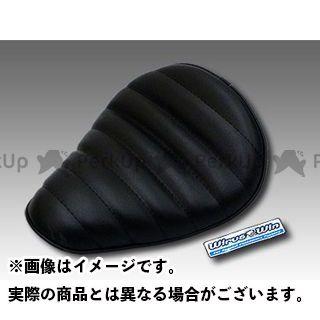 ウイルズウィン モンキー モンキー(キャブレター仕様車)用 ソロシートキット アップバージョン タイプ:タックロールタイプ カラー:ブラック WirusWin