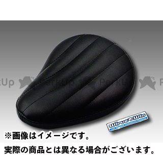 ウイルズウィン モンキー モンキー(キャブレター仕様車)用 ソロシートキット フラットバージョン タイプ:ステッチタイプ カラー:ブラック WirusWin