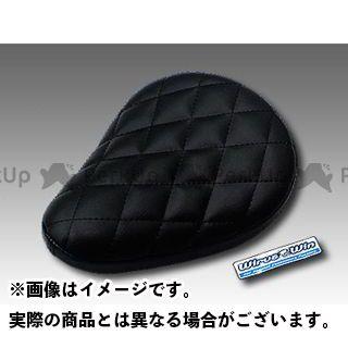 ウイルズウィン モンキー モンキー用 ソロシートキット フラットバージョン タイプ:ダイアタイプ カラー:ブラック WirusWin