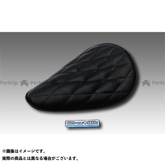 ウイルズウィン 汎用 汎用 ロングノーズソロシート タイプ:ダイアタイプ カラー:ブラック WirusWin
