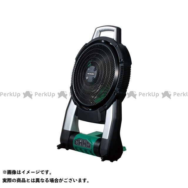 【無料雑誌付き】HiKOKI UF18DSAL(NN)電池・充電器別売 ファン HiKOKI