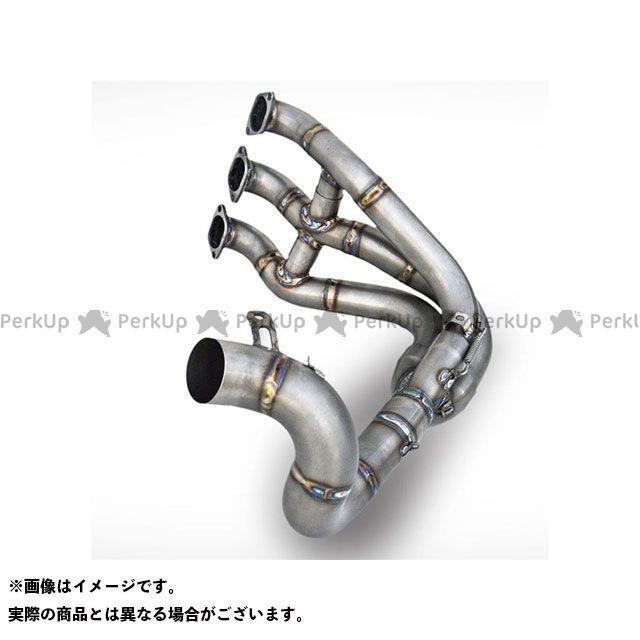 【エントリーで最大P21倍】ZARD その他のモデル ステンレススチール レーシング ヘッダキット FOR OEM スリップオン for MV AUGUSTA MV F3 | ZMV066SCR ZARD