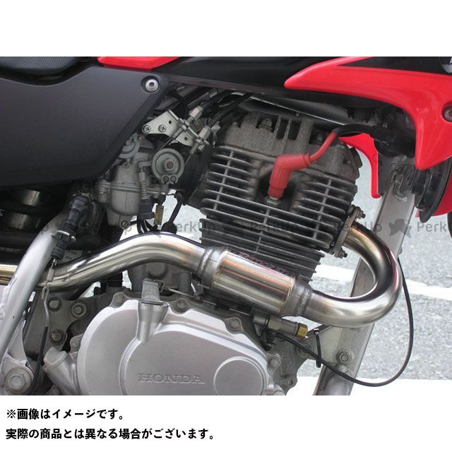 FMF XR230 XR230モタード POWER BOMB(ステン)